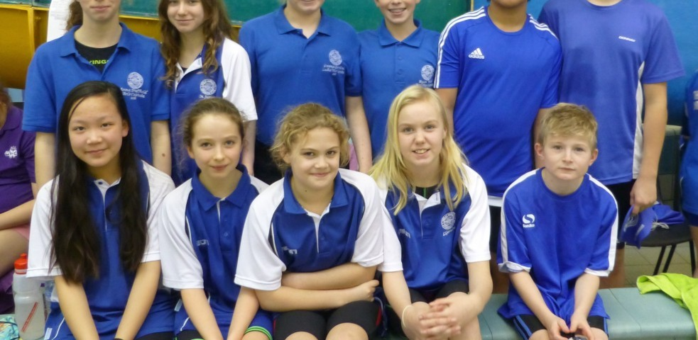 Norfolk County Qualifier 2015 Report Great Yarmouth Swimming Club