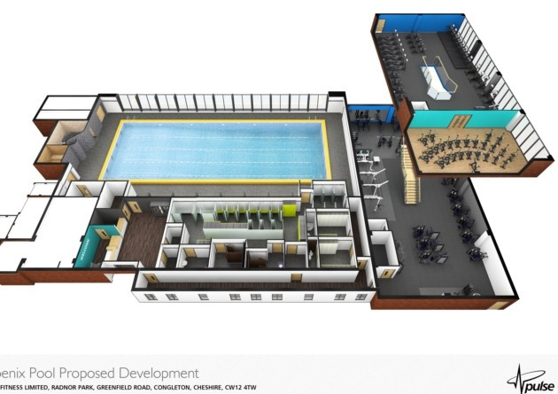 phoenix pool redevelopment plans great yarmouth swimming club
