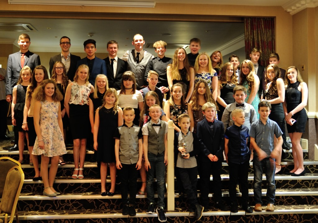 Presentation evening and dinner dance 2017 great - Great yarmouth swimming pool times ...