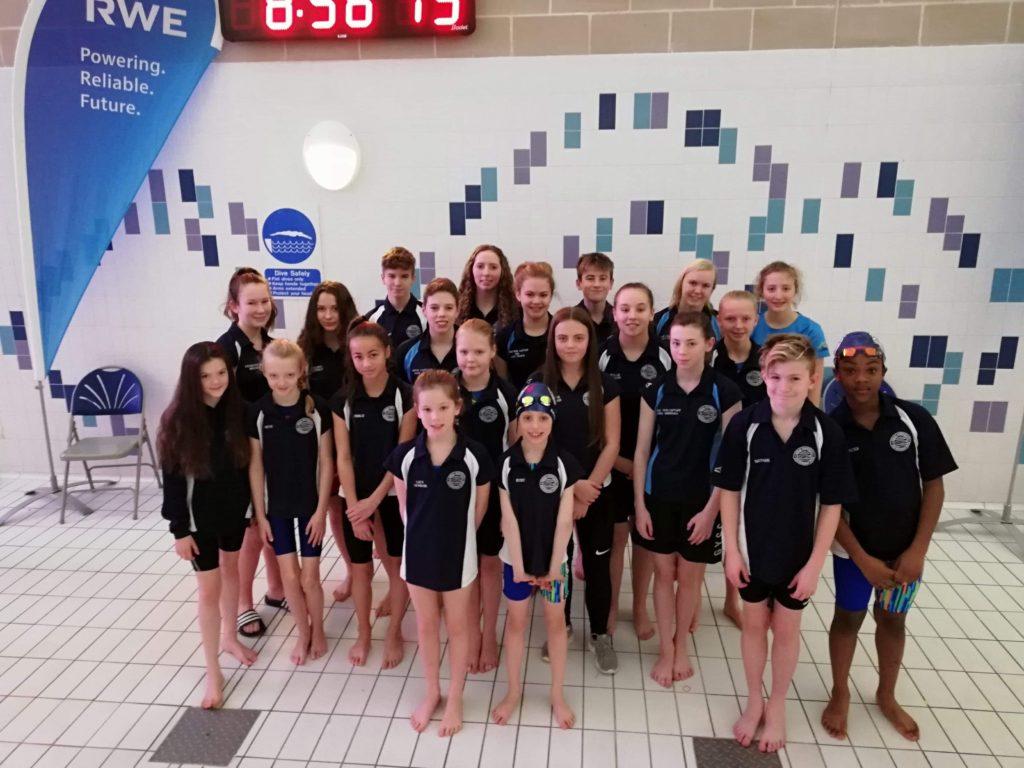 Winter wipeout 2018 gala report great yarmouth swimming club - Great yarmouth swimming pool times ...