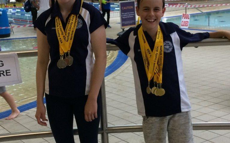 Warwick thompson memorial gala 2017 report great - Great yarmouth swimming pool times ...