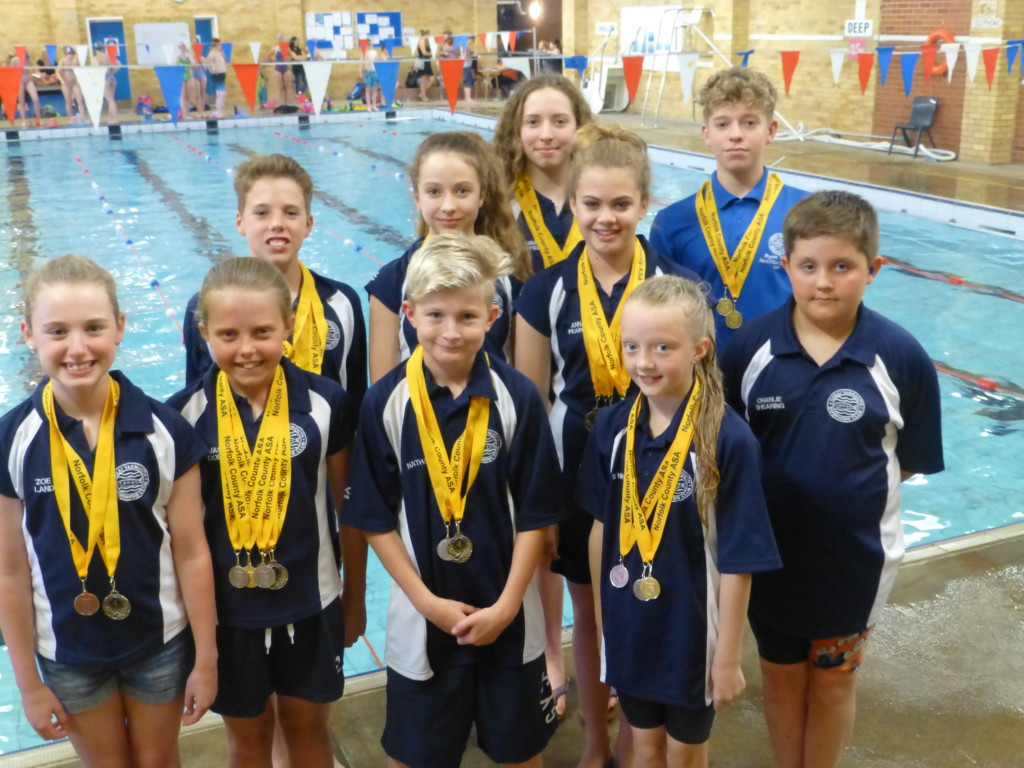 County challenge gala 2017 report great yarmouth - Great yarmouth swimming pool times ...